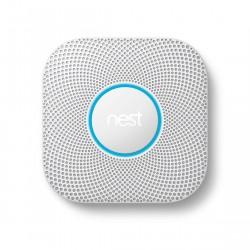 Google Nest Protect Rauch- und Kohlenmonoxidmelder, 2. Generation