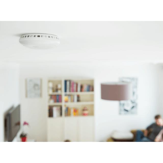 ABUS Smartvest Funk-Rauch- und Hitzewarnmelder