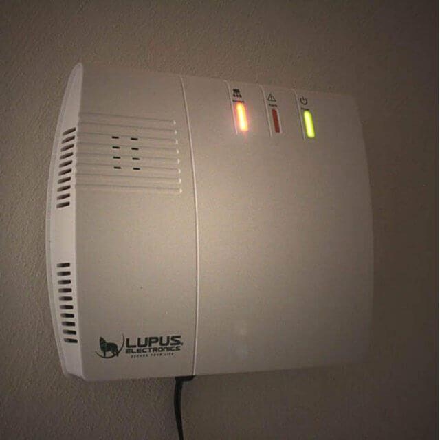 Lupusec XT2 Plus Zentrale