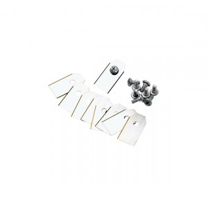 GARDENA Ersatzmesser für Rasenroboter - Silber