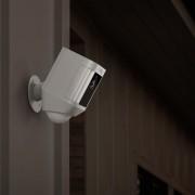 Ring Spotlight Cam Battery Doppelpack - HD-Kamera mit Leuchten und Sirene, kabellos