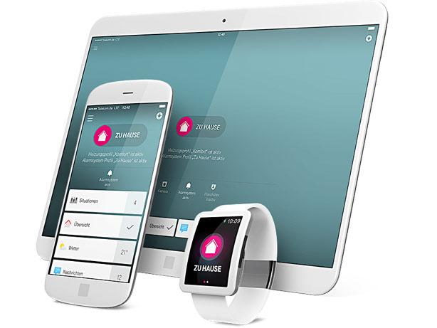 Telekom SmartHome Appsteuerung