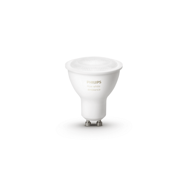 Philips Hue LED GU10 2er Erweiterung weiß 5,5W