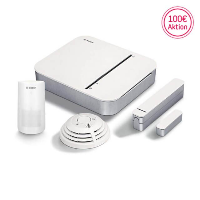 Bosch Smart Home - Starter Set Sicherheit
