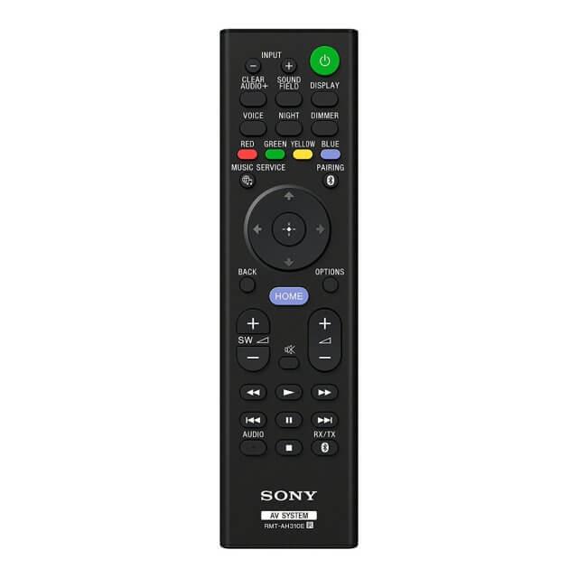 Sony HT-ST5000 - Dolby Atmos Soundbar mit WLAN/Bluetooth