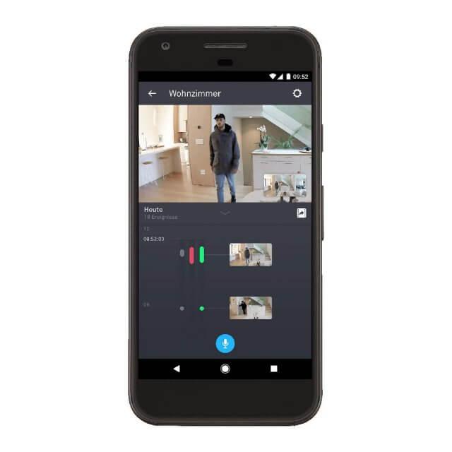 Nest Cam IQ - Überwachungskamera für den Innenraum