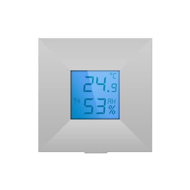 Lupusec Temperatursensor mit Display für XT2 Plus