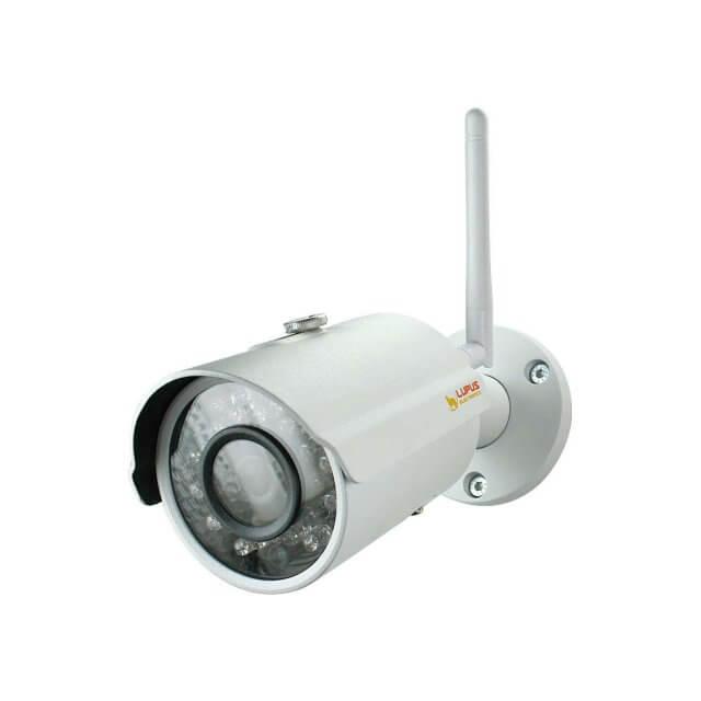Lupusnet HD LE201 - WLAN-Kamera