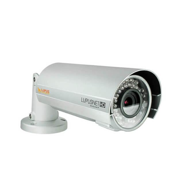 Lupusnet HD LE936 Plus PoE - Netzwerk-Außenkamera