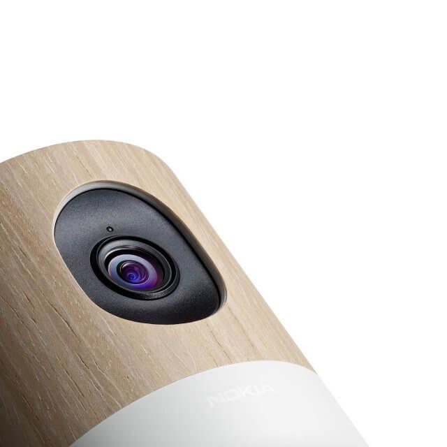 Nokia Home - Kameraansicht