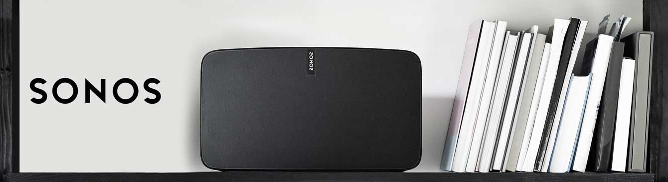 Smarte Lautsprecher von Sonos