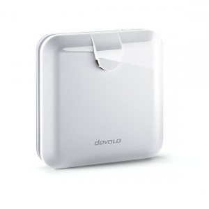 devolo Home Control Alarmsirene in weiß