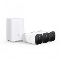 eufyCam 2 Pro 3+1 Kit - 3-Kameraset mit HomeBase 2