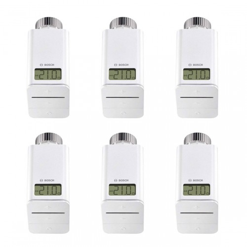 Bosch Smart Home Heizkörperthermostat 6er-Pack
