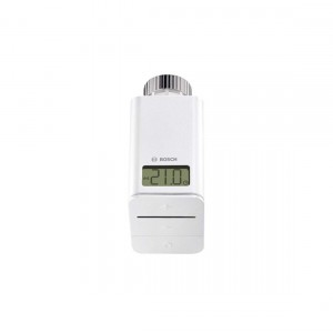 Bosch Smart Home Heizkörperthermostat frontal