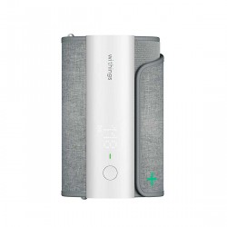 Withings BPM Connect kabelloses Blutdruckmessgerät frontale Ansicht