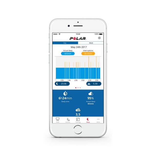 Polar A370 - Fitness Tracker