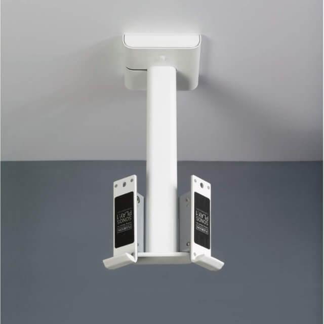 Flexson Deckenhalter für 2x Sonos PLAY:1