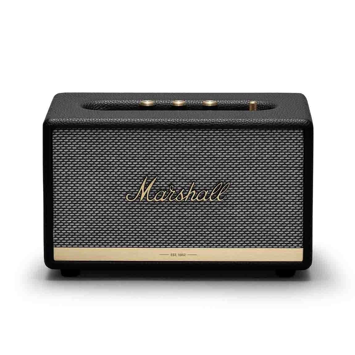 Marshall Acton 2 Voice - Google Assistant Lautsprecher front
