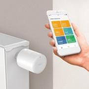 tado° Smartes Heizkörper-Thermostat Starter Kit V3+ app