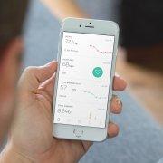 Nokia Body Cardio - WLAN-Körperwaage für Herzgesundheit & Körperzusammensetzung