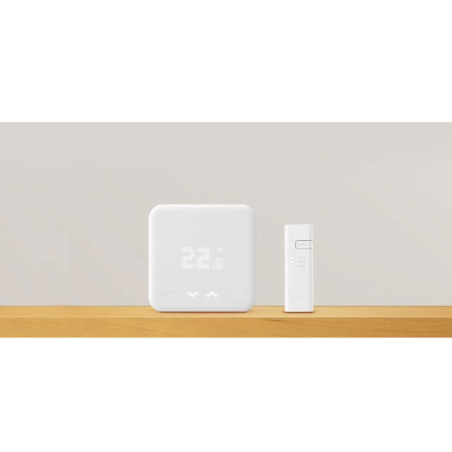 tado° Smartes Thermostat Starter Set Fußbodenheizung