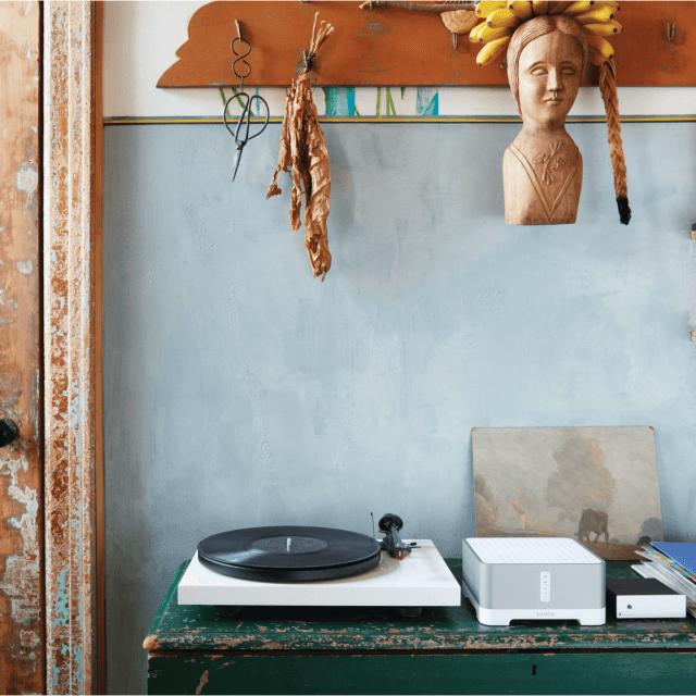 Sonos CONNECT:AMP - Netzwerkplayer für Passivboxen