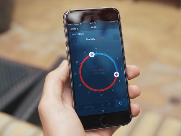 bosch app-gesteuert