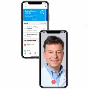 iATROS Digitales Herzzentrum Bluthochdruck - Service