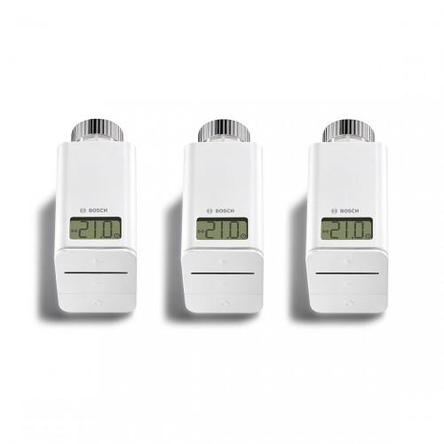 Bosch Smart Home Heizkörperthermostat 3er-Set