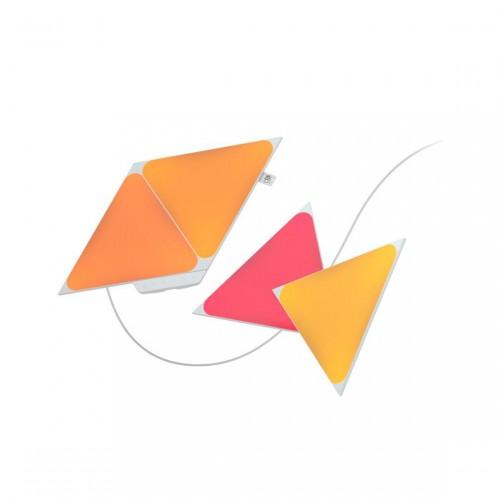 Nanoleaf Shapes Triangles Starter-Kit - 4er-Pack