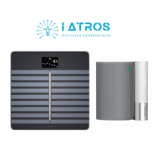 Withings BPM Core + Withings Body Cardio + iAtros Service