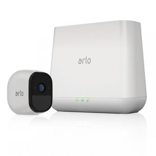 Arlo Pro Set - Sicherheitssystem mit 1 HD Kamera (VMS4130)