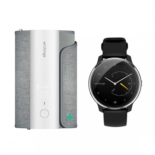 Withings BPM Connect + Withings Move ECG