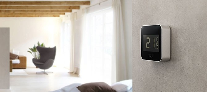 Smart Home Produkte von Eve Systems