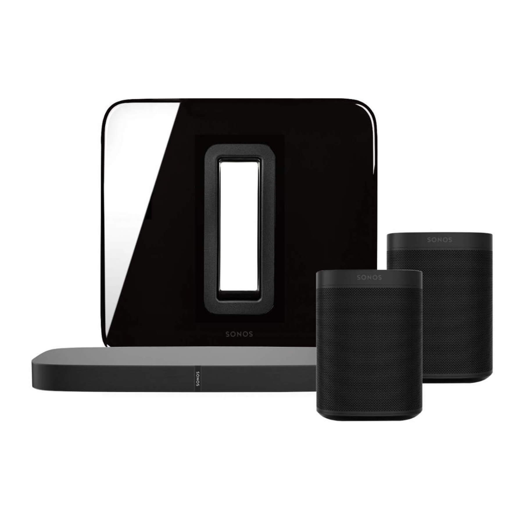 sonos playbase 5 1 heimkino set kaufen tink. Black Bedroom Furniture Sets. Home Design Ideas