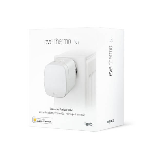 Elgato Eve Thermo Heizkörperthermostat Verpackung