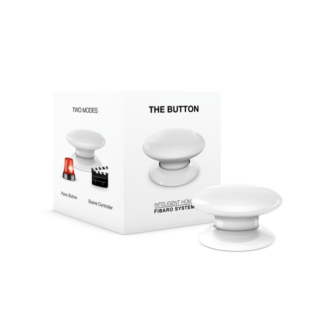 FIBARO The Button Z-Wave - universeller Schalter