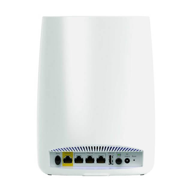 Netgear Orbi AC3000 - Tri-Band-WLAN-System Set (RBK50)