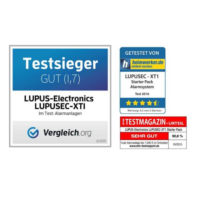 Lupusec XT1 Starter Set