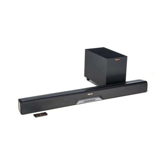 Klipsch RSB-6 - Soundbar + Wireless Subwoofer