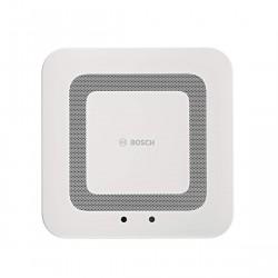 Bosch Smart Home Twinguard - Rauchwarnmelder mit Luftgütesensor frontal