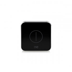 Elgato Eve Button in schwarz