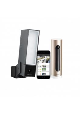 Netatmo Kamera-Paket (Presence & Welcome)