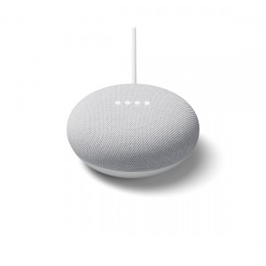 Google Nest Mini - Smarter Lautsprecher mit Sprachsteuerung