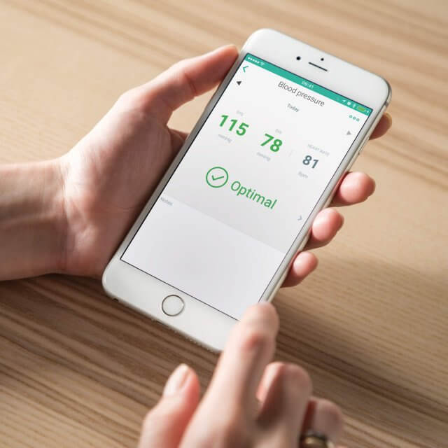 Nokia BPM+ - kabelloses Blutdruckmessgerät