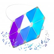 Nanoleaf Light Panels Rhythm Smarter Kit - modulare LED-Panele