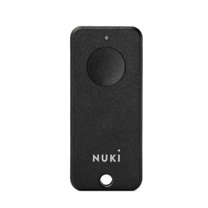 Nuki Fob Fernbedienung für Nuki Smart Lock Ansicht von der Seite