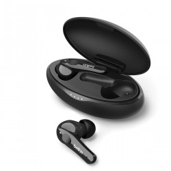 Belkin SOUNDFORM Move Plus - True Wireless Earbuds + kabelloses Ladecase