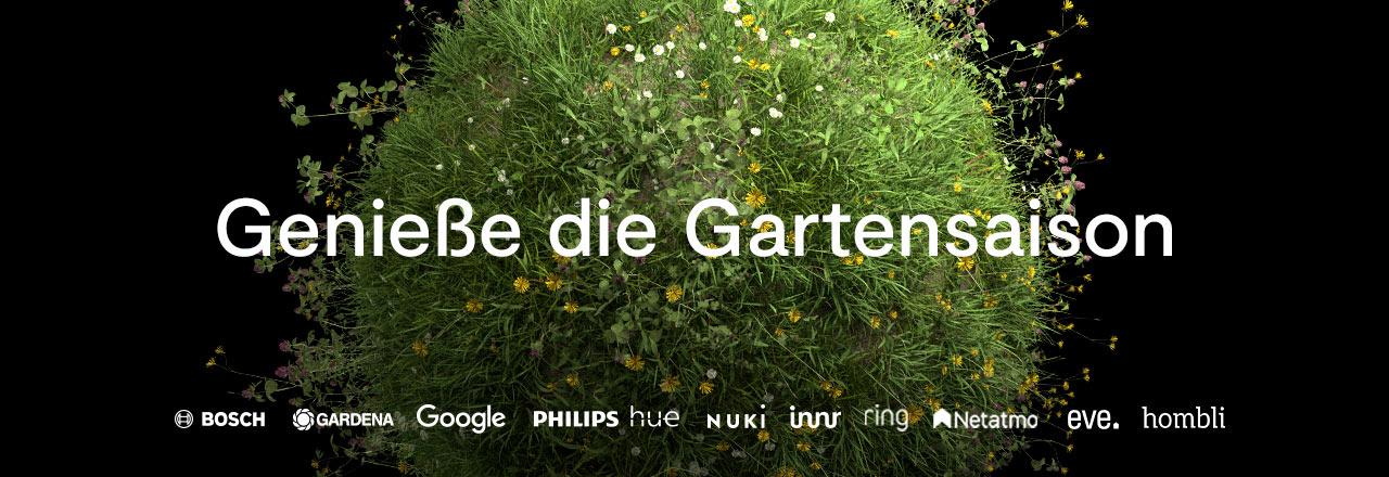 Smarte Home Garten Sale